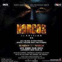 NARCOS II EDITION