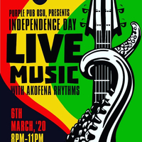 LIVE MUSIC WITH AKOFENA RHYTHMS