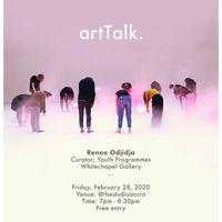 ArtTalk with Renee Odidja