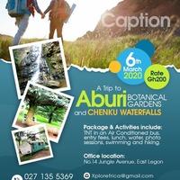 Greenery Rush @ Aburi Gardens