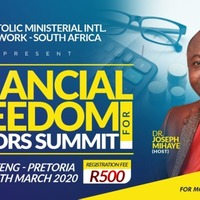 Financial Freedom for Pastors Summit