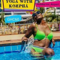 Poolside Yoga With Korpha