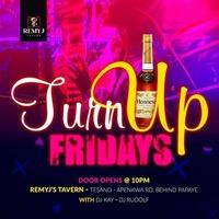 Turn Up Friday's
