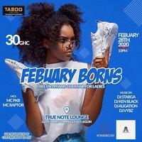 February Borns