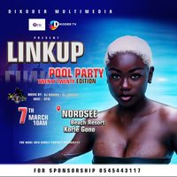 LINKUP POOL PARTY