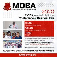 2020 MOBA Annual Conference & Business Fair