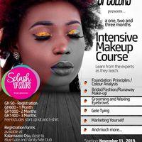 Intensive Makeup Course