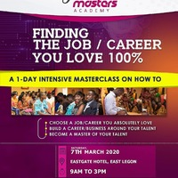 Finding The Job Career You Love 100%