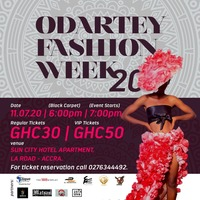 Odartey Fashion Week 2020