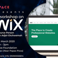 A workshop on WIX