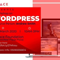 A workshop on WordPress