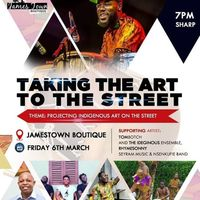 Taking The Arts To The Street