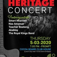 The Highlife Heritage Concert