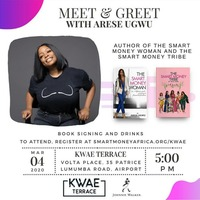 Meet & Greet With Arese Ugwu