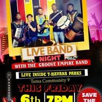 Live Band Night