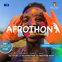 The AFROTHON Experience