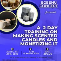 Candle Scented Training