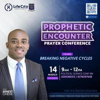 Prophetic Encounter Prayer Conference