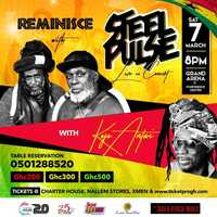 Reminisce with Steel Pulse