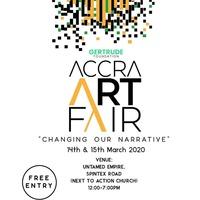 ACCRA ART FAIR 2020