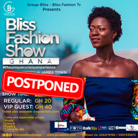 Bliss Fashion Show Gh