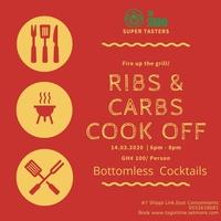 Ribs & Carbs Cook Off