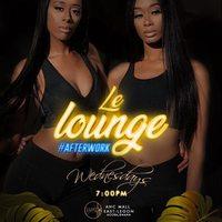 Le Lounge AfterWork