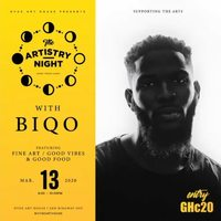The ARTISTRY NIGHT with BIQO