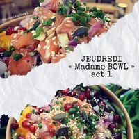 """Jeudredi """"Madame Bowl"""" ACT 1"""