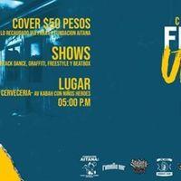 Festival Urbano con beneficio a la Fundacion Aitana