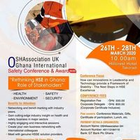 4th International Health and Safety Conference, Ghana