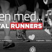 Opstart med Royal Runners i Liseleje