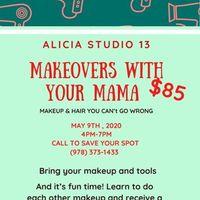 Mother & Daughter Day workshop event