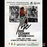Book Exchange Affair - Kumasi Edition