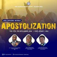 Apostolization 2020