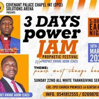 POWER MUST CHANGE HANDS with Gods Oracle Prophet kwame Adom