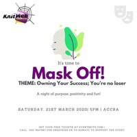 Mask Off 1 (Owning Your Success; You're No Loser)