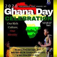 2020 Ghana Day