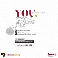 Personal Branding Clinic