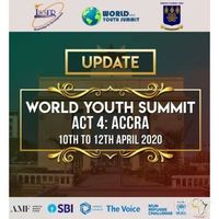 World Youth Summit Act IV, Accra, Ghana