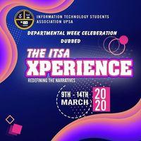 THE ITSA XPERIENCE