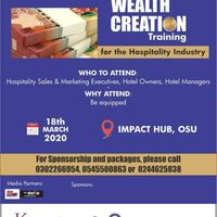 Wealth Creation Training