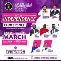 TOTAL INDEPENDENCE CONFERENCE