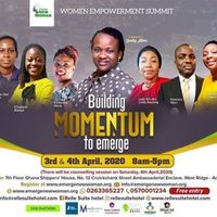 Building Momentum To Emerge Summit