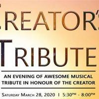 The Creator's Tribute
