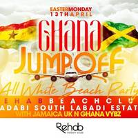 Ghana Jumpoff x All White Party