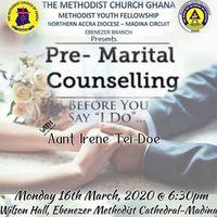 PRE-MARITAL COUNSELLING TALK