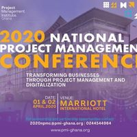 2020 National Project Management Conference