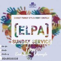 ELPA Sunday Service