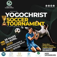 YOGO CHRIST SOCCER TOURNAMENT